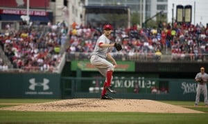 SSCs Cingrani near-dominant in Reds debut