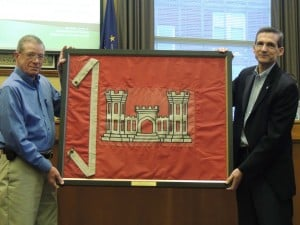Soldiers honor Valpo for support of troops