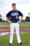 Illinois Lutheran's baseball coach Mark Kjenstad, The Times Coach of the Year