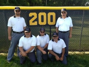 Area umpires pumped for NSA softball World Series