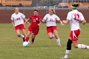 C.P. shuts out Kankakee Valley to advance to sectional championship