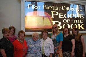 After 65 years, Sunday School teacher continues to share her faith