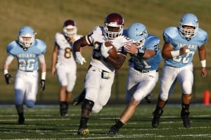 St. Joseph scores in last minute to slip past Chesterton