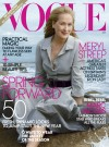Meryl Streep covers Vogue magazine for first time