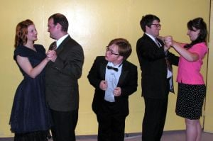 Genesius Guild plays 'Pajama Game'