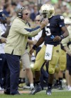 Everett Golson, ND quarterback