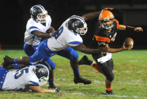 Gallery: Lake Central at LaPorte football game