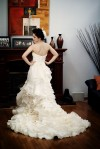 Chicago Designer Sophia Reyes Creates Her Own Wedding Gown