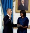 Swearing age-old oath, Obama steps into 2nd term