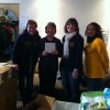 Student group aids shelter