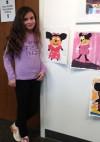 Mickey art class