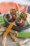 Creepy creations: Easy, festive and delicious Halloween party dishes