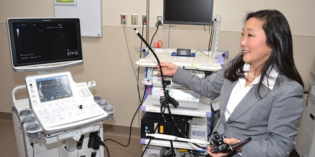 Endoscopic ultrasound is easier on patients, offers physicians best diagnostic tool, all closer to home