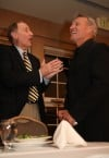 Former Chicago Bear Doug Plank guests at the Old Timers Banquet