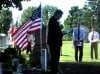 Northwest Indiana rededicate Civil War hero's grave site