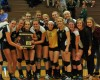 Illiana Christian Regional Girls Volleyball Champions