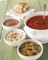 WINTER VEGETABLE SOUPS