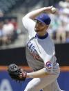 Feldman shuts down Mets, Cubs win 5-2