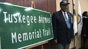 VIDEO: Illinois honors Tuskegee Airmen