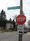 Police Detroit fans suspected in VU-area vandalism
