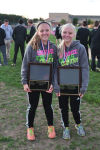 Twins share academic, athletic success and medical career plans