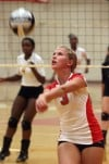 Munster volleyball rallies for five-game victory over Marian Catholic