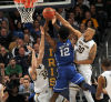 COLLEGE BASKETBALL ROUNDUP: No. 8 Notre Dame edges No. 4 Duke