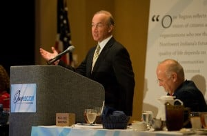 Daniels: Cooperation key to region's economic future