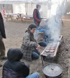Troop 276 goes camping, learns to cook