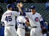 GEORGE CASTLE: Colvin an all-around wonder on a nervous Cubs day