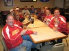 Pirate and 59er fans raise a tost to their teams