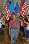 School hosts veterans and military personnel for patriotic program