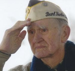 Pearl Harbor survivor enlisted at age 15