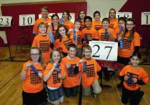 Northview Elementary Wins State M.A.T.H. Bowl Competition