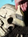 Forensic anthropology students get real with fake remains