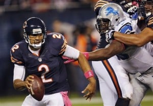 Bears Campbell gears up for big stage facing 49ers