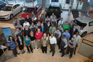 Toyota of Merrillville: Second year in a row NWI dealership wins President's Award