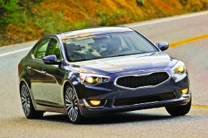 Cadenza expands Kia line