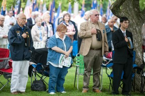 M'ville group honors those who fought, died for their country