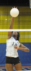 Amber Fryer of Bloom Twp. is The Times Illinois Girls Volleyball Player of the Year