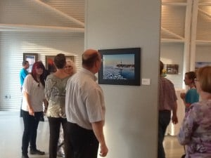 Reflections Exhibit Opens at Indiana Welcome Center