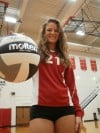 Kankakee Valley sophomore Gabby Martin