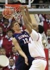 No. 23 Indiana charges past Illinois