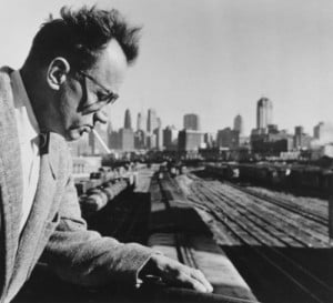 'City' stage: Classic stories of Chicago writer Nelson Algren brought to life again