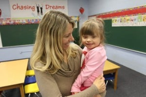 New center helps Down syndrome kids reach potential