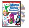 Music, Music Everywhere DVD Box Art