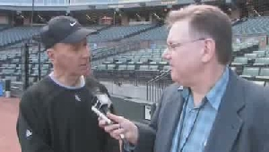 Groundskeeper discusses his time with White Sox