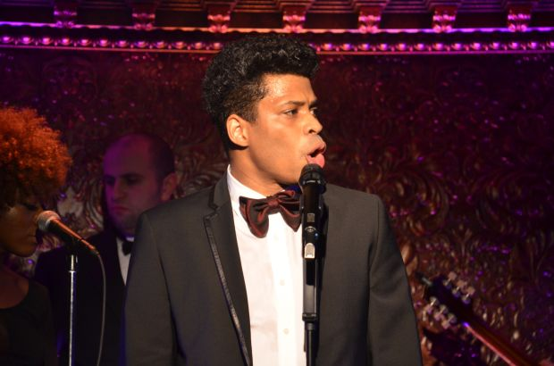 Mr. Excitement: Chester Gregory pays tribute to Jackie Wilson in Gary