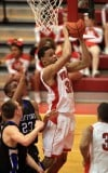Homewood-Flossmoor senior Antonio Bishop
