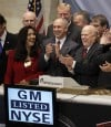Stock offering stokes hopes in automaker